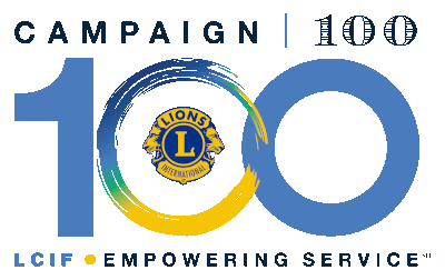 Lions Clubs International Foundation Campaign 100